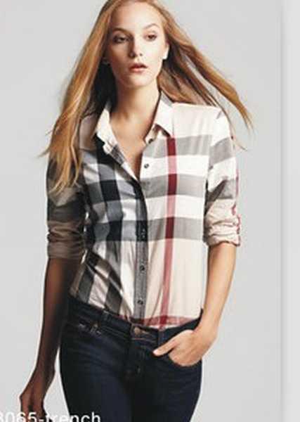 burberry chemise femme pas cher,chemise carreaux femme pas cher prix 17839ceeceb